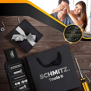 Vatertagsgeschenk [2021] Magnetarmband für Handwerker - Vatertag - Vatertagsgeschenk Personalisiert - Geschenke für Männer - Männer Geschenke - Gadgets für Männer - Geschenkideen für Männer - 5