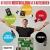 BRAINEFFECT 2-In-1 Adventskalender 2021 - Vegane Mind Food's für Fitness-Liebhaber und Biohacker + Digitales Coaching, Adventskalender Männer, Adventskalender Frauen, Adventkalender für 2021 - 3