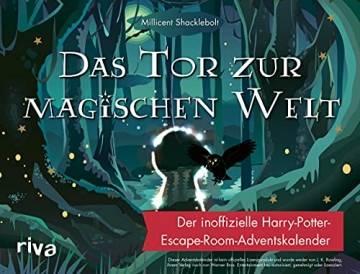 Das Tor zur magischen Welt: Der inoffizielle Harry-Potter-Escape-Room-Adventskalender - 1