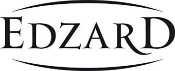 EDZARD Adventskranz Milano, Edelstahl vernickelt silberfarben, Durchmesser 34 cm, für Kerzen ø 8 cm, moderner Kerzenhalter, Perfekt für Cornelius Kerzen, individuell dekorieren - 9