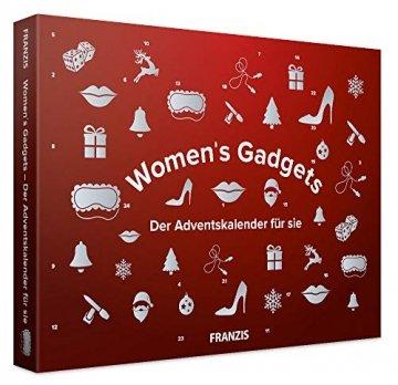 FRANZIS Women's Gadgets 2020: Der Adventskalender für sie   24 Türchen, die den Alltag erleichtern   Jeder Tag eine kleine Überraschung   Ab 14 Jahren - 1