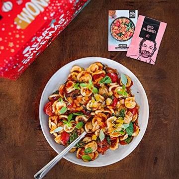 Just Spices Kleiner Gewürz Adventskalender 2021 I Weihnachtskalender mit 24 Gewürzmischungen + Rezepten I Hochwertige Gewürze als Geschenk für Männer und Frauen (2021) (2021) - 8