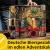 KALEA Bier-Adventskalender, 24 x 0,33 L Bierspezialitäten von Privatbrauereien aus Deutschland und 1 Verkostungsglas, neue Bestückung 2021, Biergeschenk zur Vorweihnachtszeit für alle Bierliebhaber - 2
