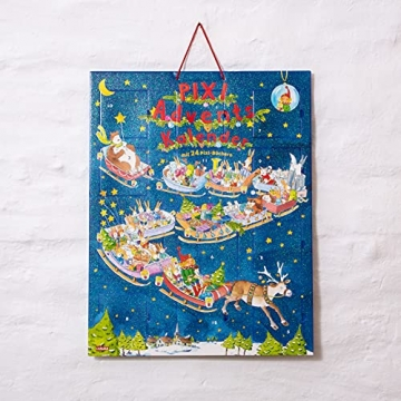 Pixi Adventskalender 2021: Mit 22 Pixi-Büchern und 2 Maxi-Pixi - 3