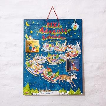 Pixi Adventskalender 2021: Mit 22 Pixi-Büchern und 2 Maxi-Pixi - 4