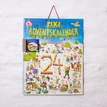 Pixi Adventskalender 2021: Mit 22 Pixi-Büchern und 2 Maxi-Pixi - 5