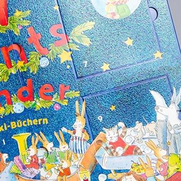 Pixi Adventskalender 2021: Mit 22 Pixi-Büchern und 2 Maxi-Pixi - 6