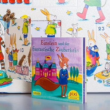 Pixi Adventskalender 2021: Mit 22 Pixi-Büchern und 2 Maxi-Pixi - 7