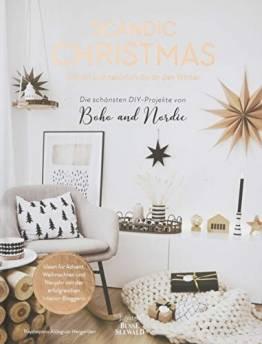 Scandic Christmas: Stilvoll und natürlich durch den Winter - Die schönsten DIY-Projekte des Instagram-Stars von Boho and Nordic - 1
