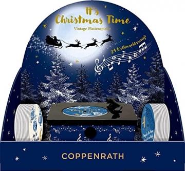 Sound-Adventskalender - It's Christmas Time: Vintage-Plattenspieler mit 24 Weihnachtssongs - 5