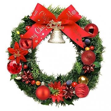 Weihnachtskugeln 34, Rot Weihnachtsbaumkugeln Kunststoff Weihnachtsbaum Kugeln Deko für Weihnachtsbaumschmuck, Bruchsichere Christbaumkugeln Christbaumschmuck Weihnachtsdeko Weihnachten 4cm - 5