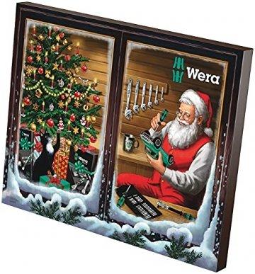 Wera '05136602001 Adventskalender 2021, 24-teilig - 1