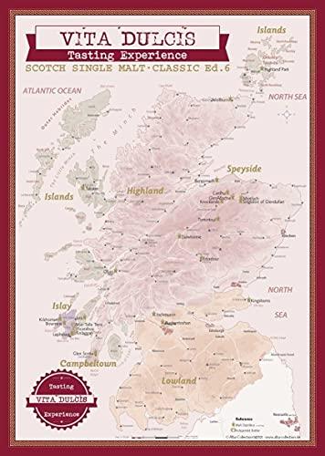 Whisky Adventskalender Klassik Edition 2021 - Vita Dulcis - 24x0,02l - 5