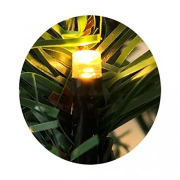 XXL Weihnachtsbeleuchtung Girlande beleuchtet Tannengirlande 100 LED Lichterkette 810 cm Weihnachten innen und außen - 4