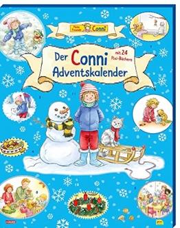 Conni Pixi Adventskalender 2021: Mit 22 Pixi-Büchern und 2 Maxi-Pixi - 1
