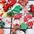 FHzytg 64 Stück Weihnachten Tischdeko Mini Deko Weihnachten, Deko Weihnachten Basteln Deko Weihnachten Mini Miniatur Deko Weihnachten Mini Figuren Weihnachten Miniatur für Tischdeko - 2