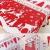 Gzjp Tischläufer, Weihnachtstischläufer, Table Runner Christmas, Weihnachtstischwäsche Mit Quaste, Esszimmer Party Urlaub Dekoration, 180x35 cm, Waschbar, Roter Cartoon-Schneemann - 3